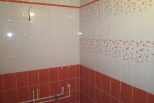 Ремонт ванной и туалета, п. Печерск