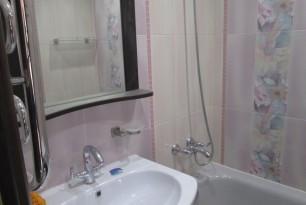 Ремонт ванной комнаты и туалета «под ключ» ул. Попова